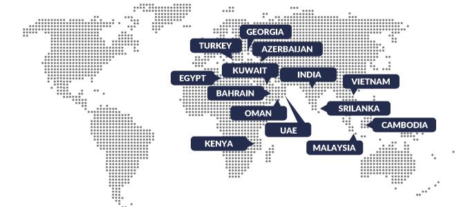 Apply online for India Visa, Srilanka Visa, Vietnam Visa, Oman Visa, Azerbaijan Visa, Cambodia Visa, Kenya Visa, UAE Visa, Kuwait Visa, Bahrain Visa, Egypt Visa
